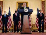 蓬佩奧惱羞成怒:誰不制裁伊朗,美國就制裁誰!